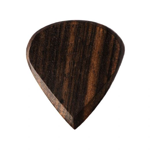 Blues Tones African Ebony 1 Guitar Pick